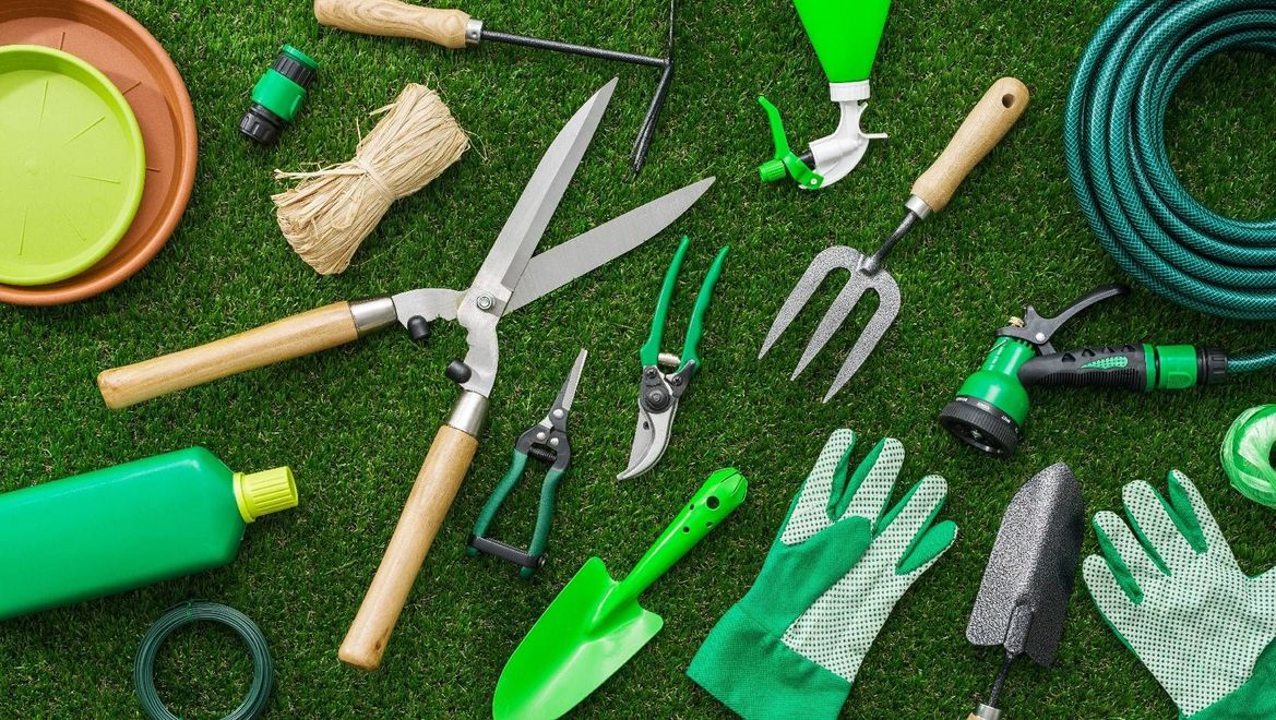 garden tools we sell